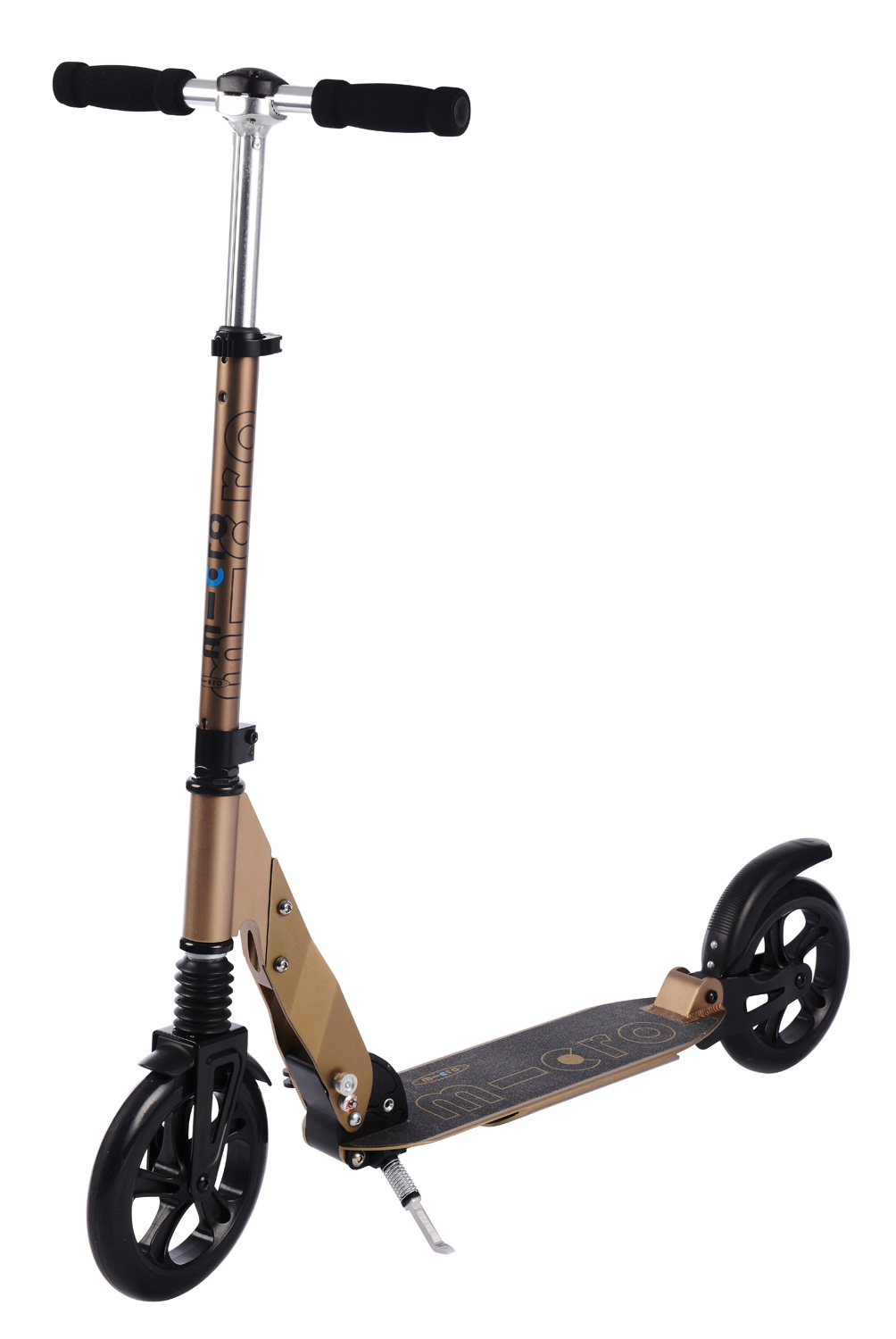 micro scooter suspension 200 mm tretroller microscooter. Black Bedroom Furniture Sets. Home Design Ideas