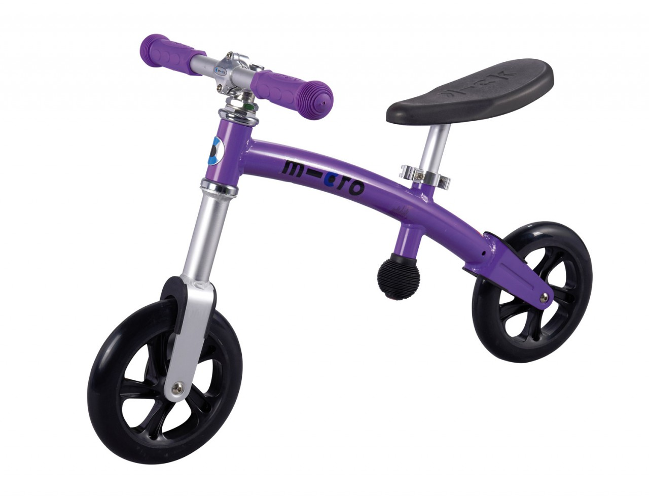 micro g bike 200 mm lila